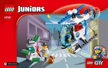 Notice de montage  LEGO 10720