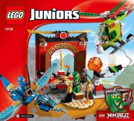 Notice de montage  LEGO 10725