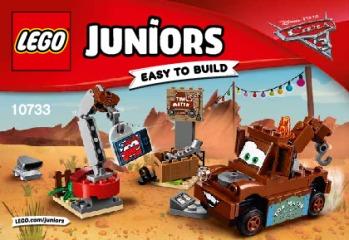 Notice de montage  LEGO 10733