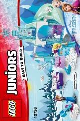 Notice de montage  LEGO 10736