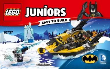 Notice de montage  LEGO 10737