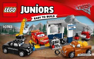 Notice de montage  LEGO 10743