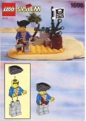 Notice de montage  LEGO 1696
