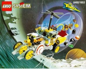 Notice de montage  LEGO 1853