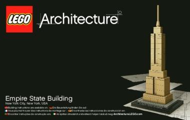 Notice de montage  LEGO 21002