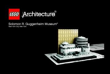 Notice de montage  LEGO 21004