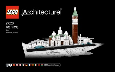 Notice de montage  LEGO 21026