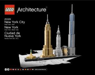 Notice de montage  LEGO 21028