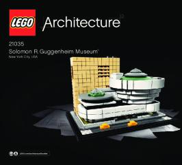 Notice de montage  LEGO 21035