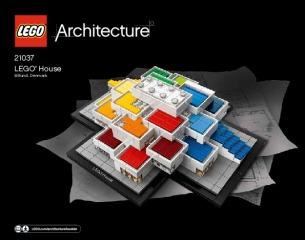 Notice de montage  LEGO 21037