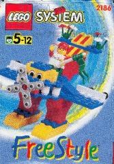 Notice de montage  LEGO 2186