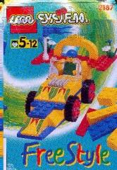 Notice de montage  LEGO 2187