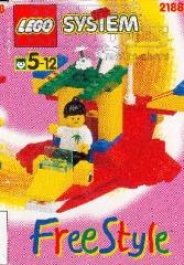 Notice de montage  LEGO 2188