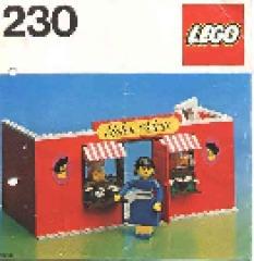 Notice de montage  LEGO 230