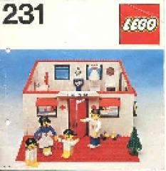 Notice de montage  LEGO 231