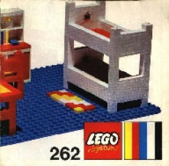 Notice de montage  LEGO 262