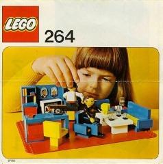 Notice de montage  LEGO 264