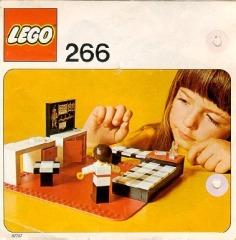 Notice de montage  LEGO 266