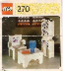 Notice de montage  LEGO 270