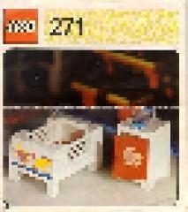Notice de montage  LEGO 271