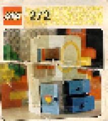Notice de montage  LEGO 272