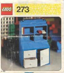 Notice de montage  LEGO 273