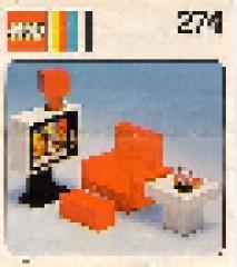 Notice de montage  LEGO 274
