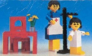 Notice de montage  LEGO 276