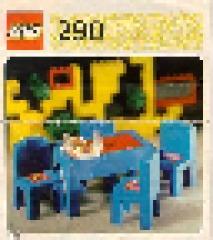 Notice de montage  LEGO 290