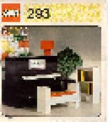 Notice de montage  LEGO 293