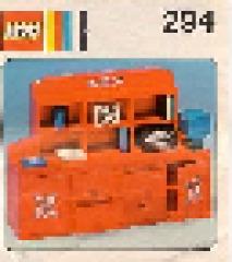 Notice de montage  LEGO 294