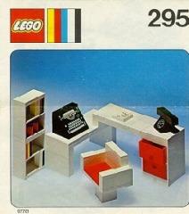 Notice de montage  LEGO 295