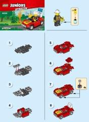 Notice de montage  LEGO 30338