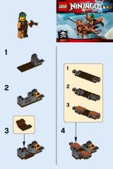 Notice de montage  LEGO 30421