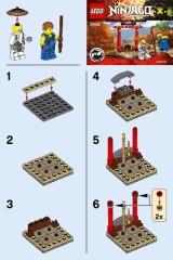 Notice de montage  LEGO 30424