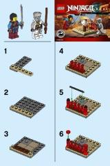 Notice de montage  LEGO 30425