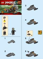 Notice de montage  LEGO 30426