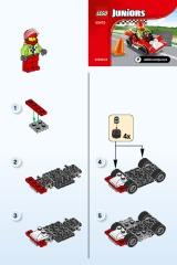 Notice de montage  LEGO 30473