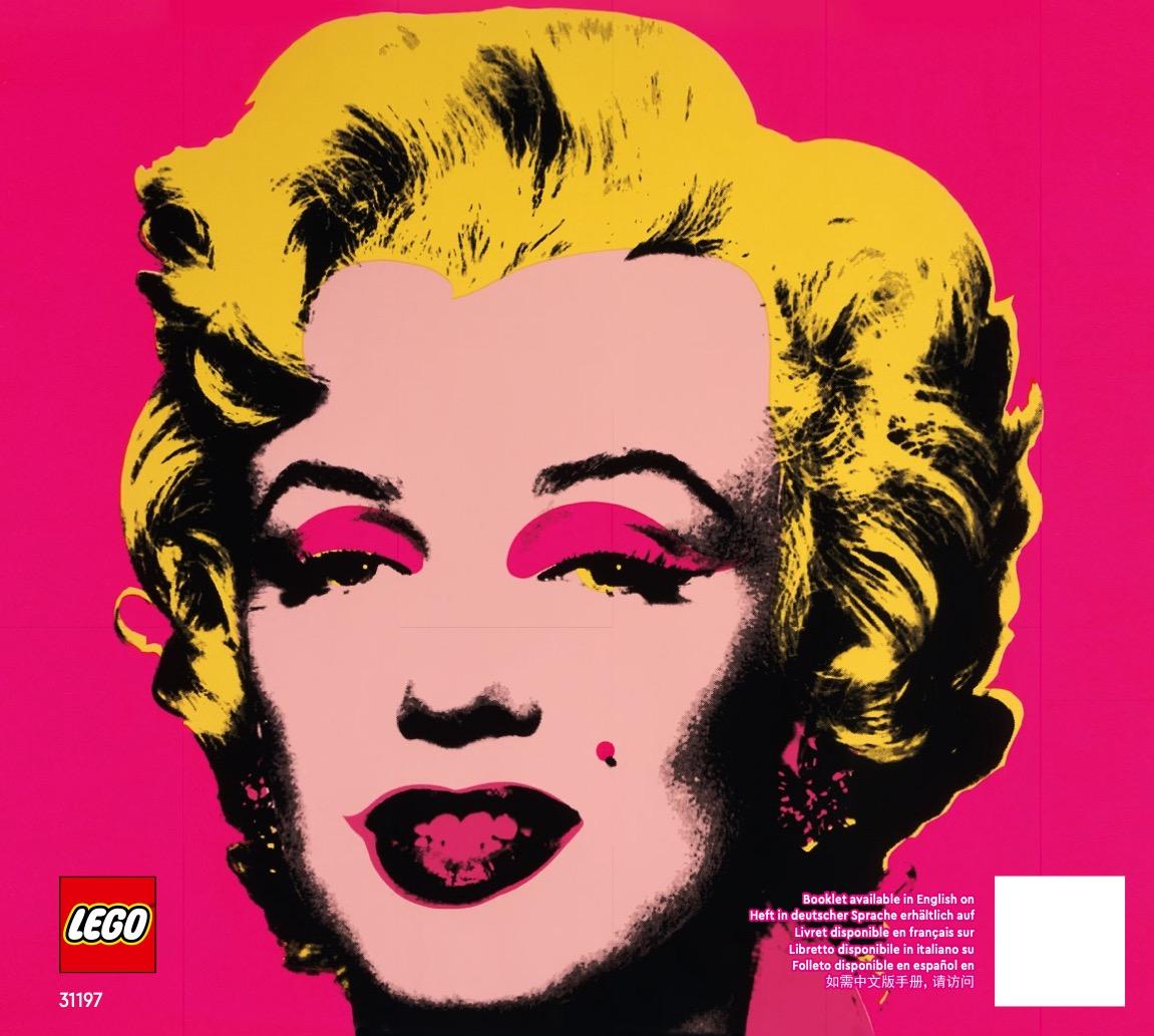 Notice de montage  LEGO 31197