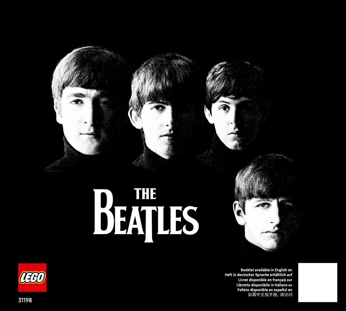 Notice de montage  LEGO 31198