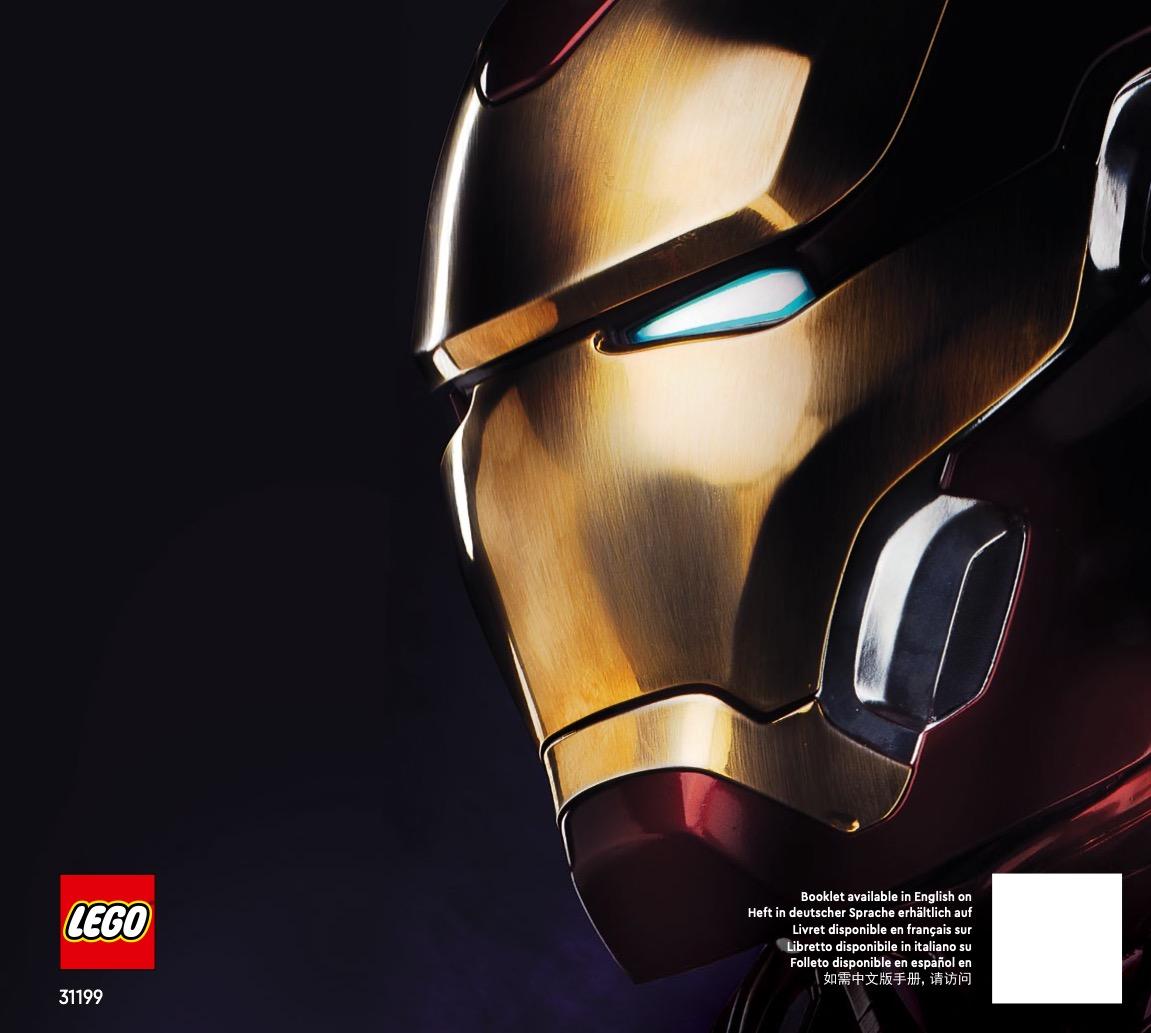 Notice de montage  LEGO 31199
