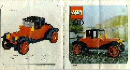 Notice de montage  LEGO 390