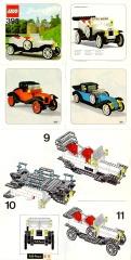 Notice de montage  LEGO 395