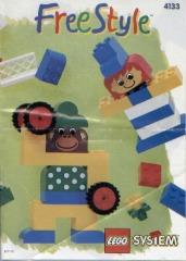 Notice de montage  LEGO 4133