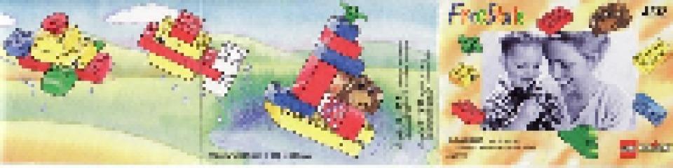 Notice de montage  LEGO 4232
