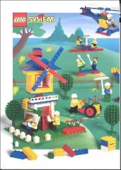Notice de montage  LEGO 4267
