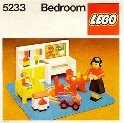 Notice de montage  LEGO 5233