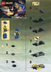 Notice de montage  LEGO 6491