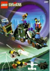 Notice de montage  LEGO 6497