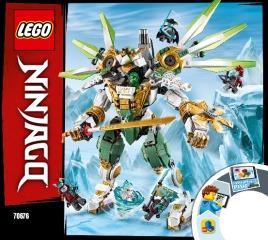 Notice de montage  LEGO 70676